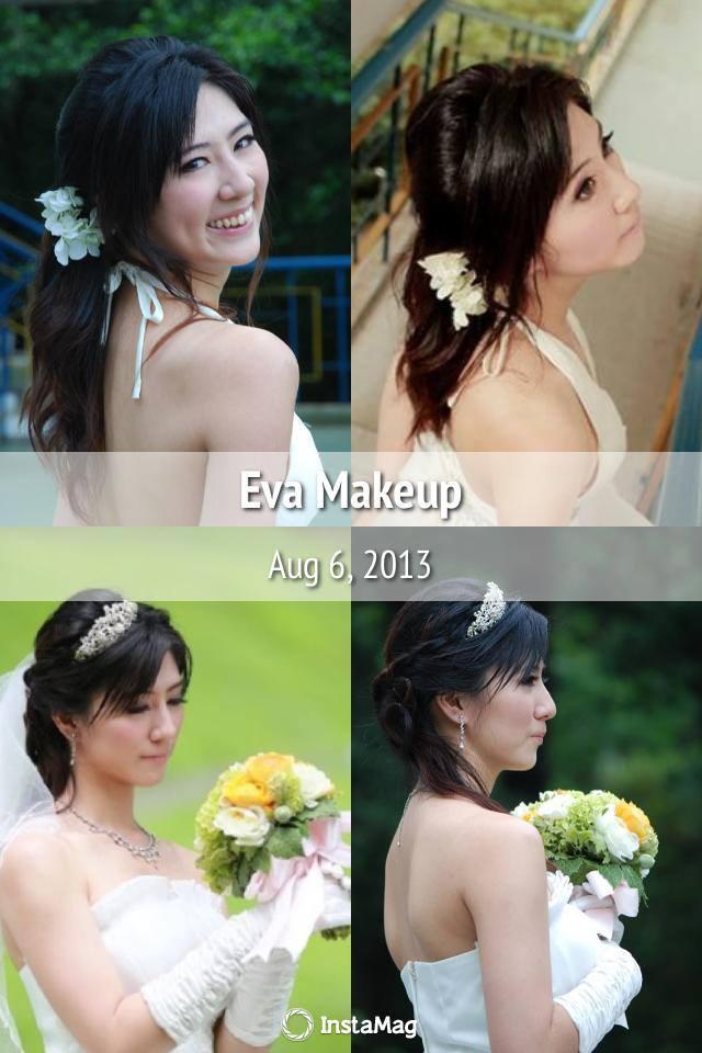 化妝師 Makeup Artist:Eva - Eva@青年創業軍