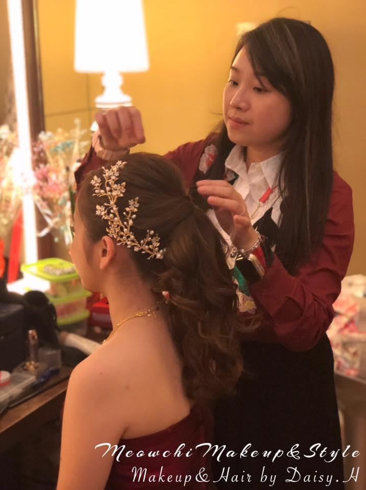 香港化妝師 Makeup Artist : Daisy Ho @青年創業軍