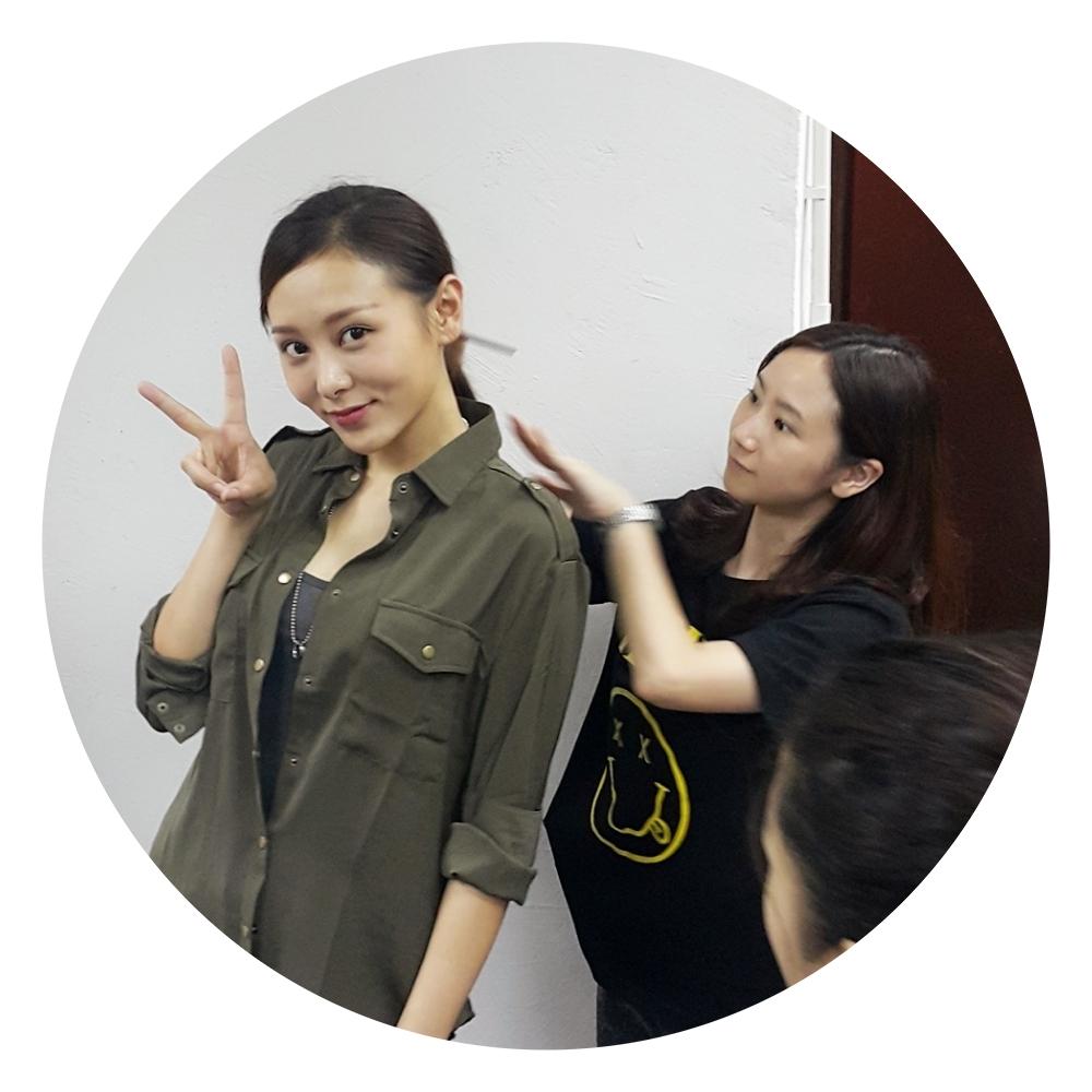 香港化妝師 Makeup Artist : Kinki Chow @青年創業軍