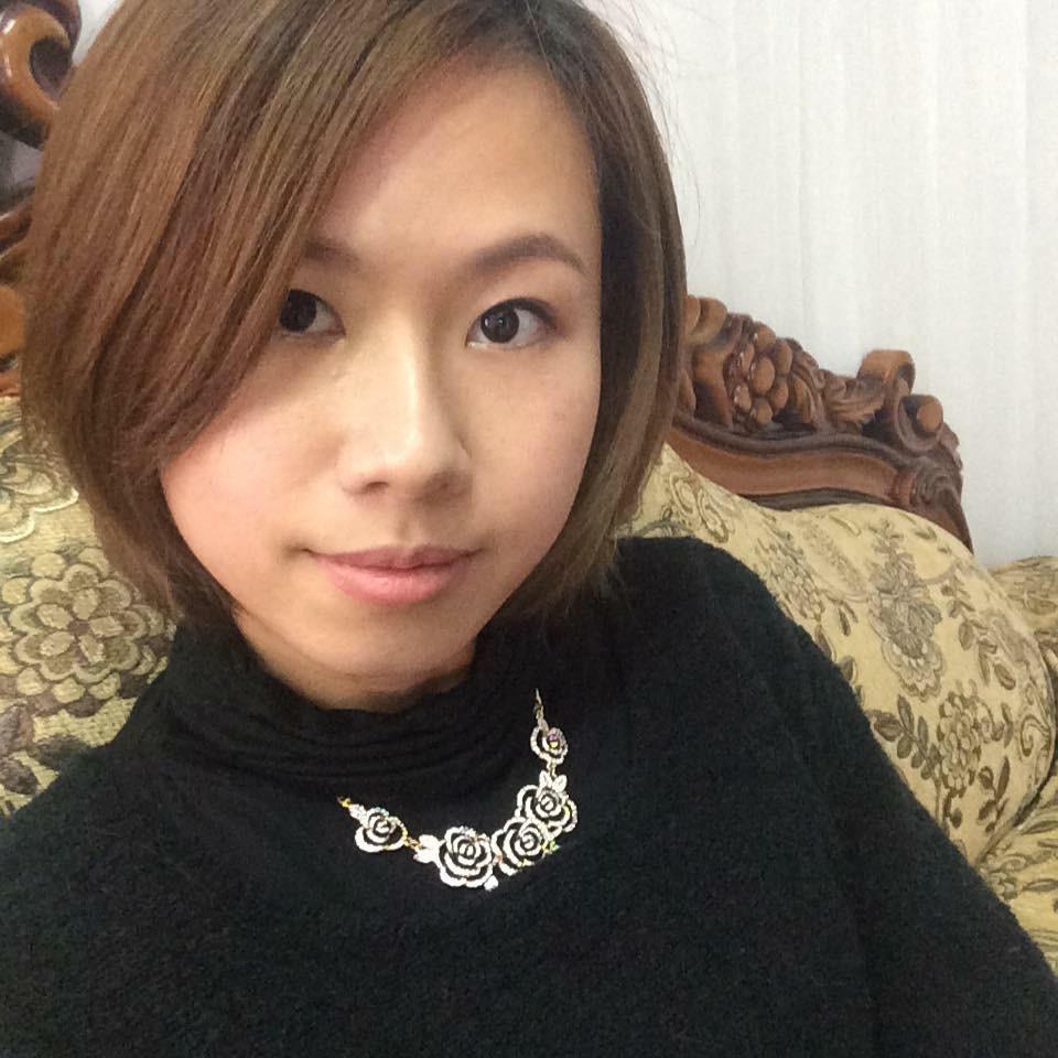 香港化妝師 Makeup Artist : Carmen Tsang @青年創業軍
